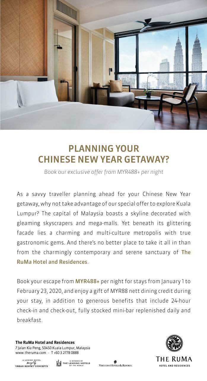 Planning Your Chinese New Year Getaway